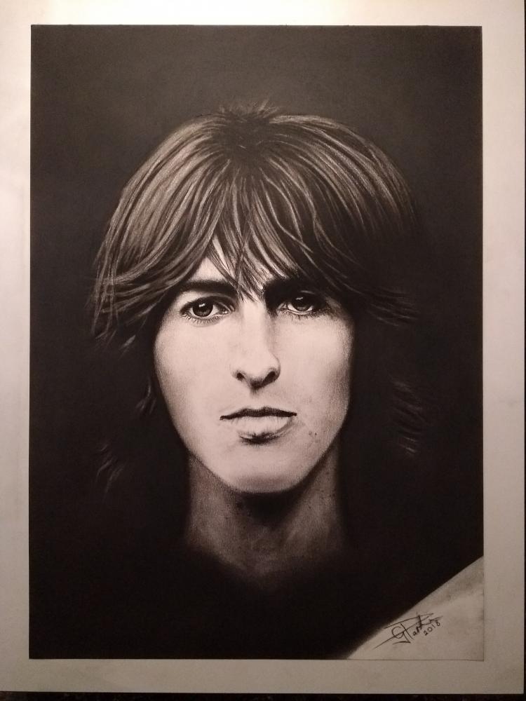 George Harrison par GP1805